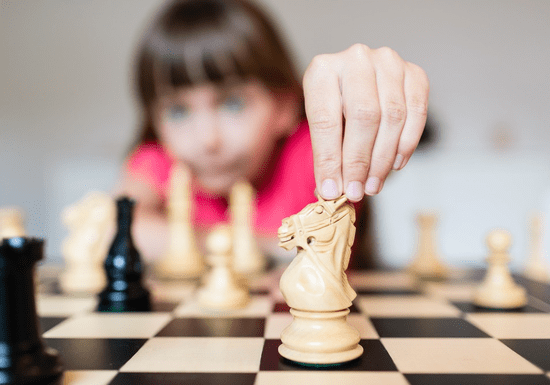 Online Class: Learn to Play Chess for Kids & Teens - Ages: 4-15