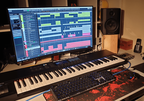 Music Composition & Production Course