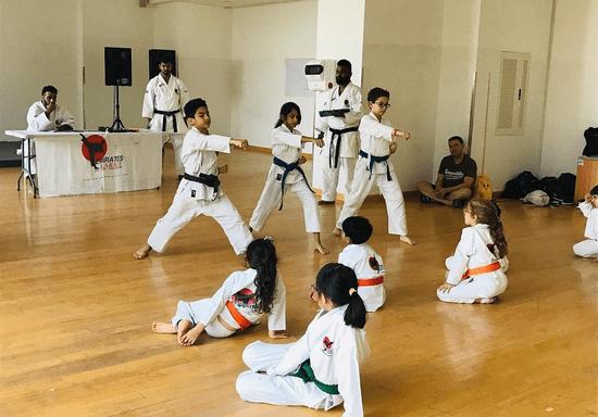 Kids Karate Classes - Ages: 5-10 (Al Wahdah)