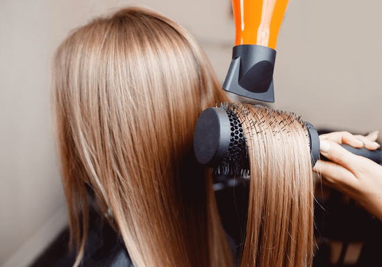 Basic Hairstyling & Blow Drying