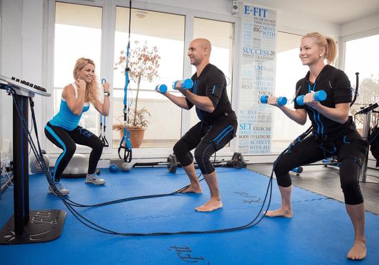 EMS Fitness Personal Training (DIFC)