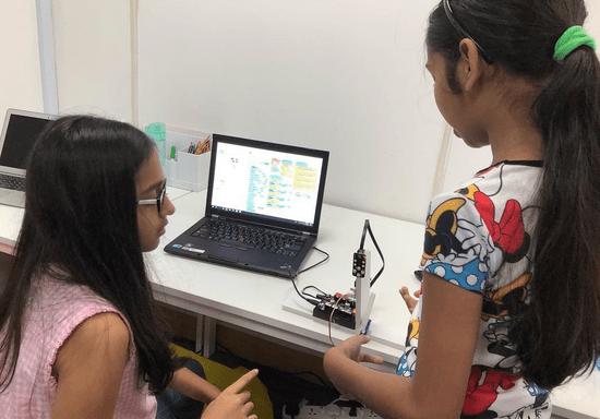 Junior Robotics - Makeblock Platform - Ages: 8-10 (Bur Dubai)