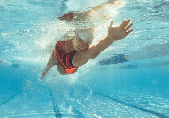 Private At-Home Swimming Program for Ladies (15+)