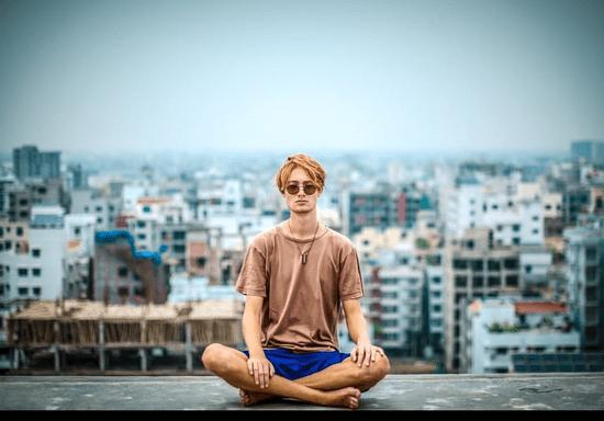 Mindful Meditation with Dr. Maha