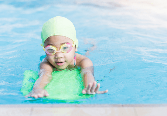 Special Needs Class: 1 to 1 Swimming for Kids with Enjy - Ages: 3-18 (Shakhbout City)