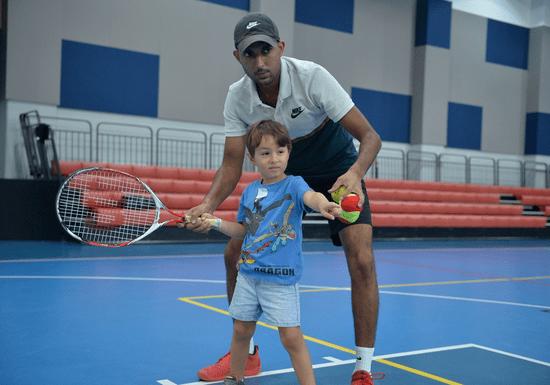Private Tennis Coaching (Al Safa)