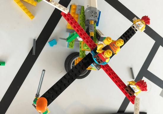 Robotics, Coding & 3D Printing Camp - Ages: 6-16 (Knowledge Village)