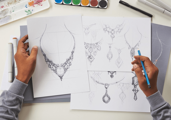 Fine Jewelry Designing with Sachin (Level 1)
