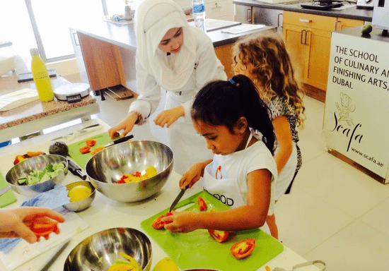 Appetizers & Starters: Cooking Class for Kids - Ages: 7-13