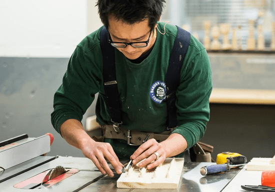 Woodshop for Beginners II: Jointer, Planer & Router Use