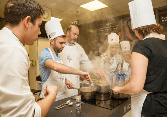 Fundamentals of Cuisine Program