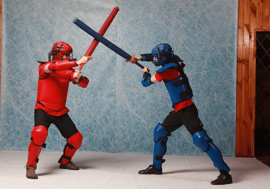 At-Home Sport Swords - Private Training