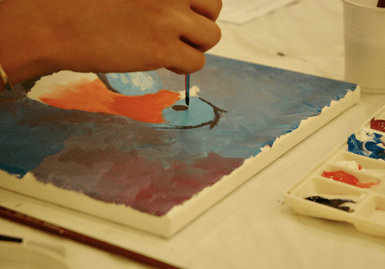 Youth Art: Acrylic Painting for Kids - Ages: 8-15