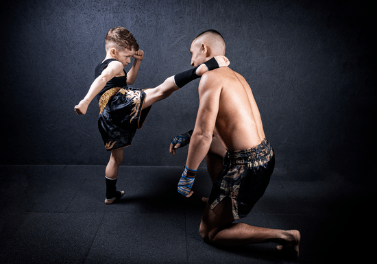 Kickboxing for Kids - Ages: 4-16