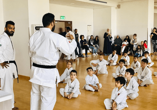 Kids Karate Classes - Ages: 5-10 (Al Danah)