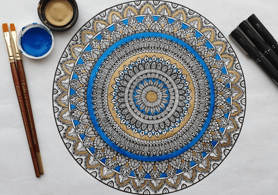 Intro to Mandala Art Workshop