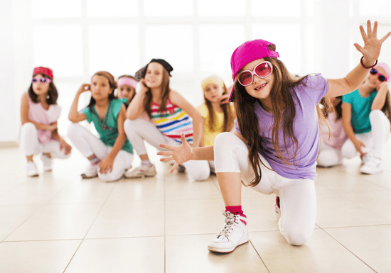 Bollywood & Western Dance Fusion for Kids - Ages: 4-7