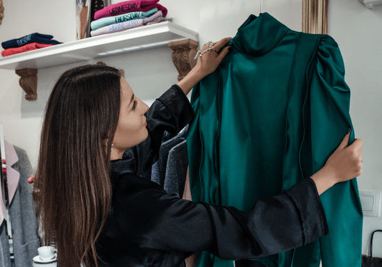 Personal Shopping with Consultant Valeriya