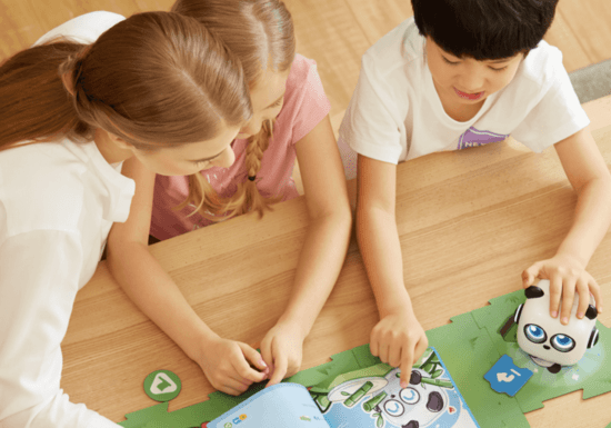1-on-1 Coding without Screens for Kids - Ages: 6-9