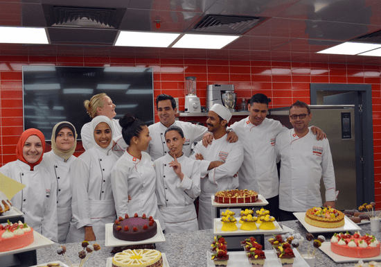 Professional Pastry, Chocolate & Ice Cream Making Program - Level 3