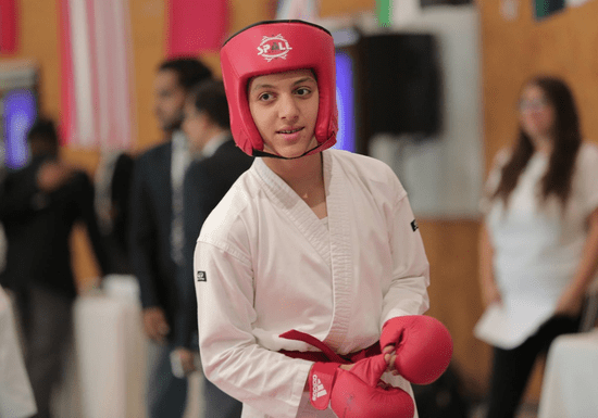 Adult Kickboxing Mixed Class (Al Danah)