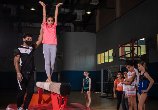 Gymnastics for Kids – Ages: 3–14 (Al Nahda)