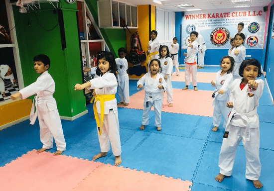 Karate for Kids - Ages: 5-14 (MBZ)