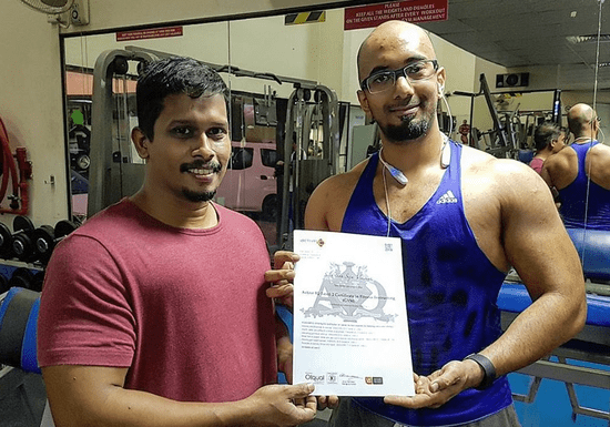 Level 3 Diploma in Personal Gym Training