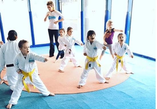 Kids Karate Level 1 - Ages: 4-15 (ADLC)