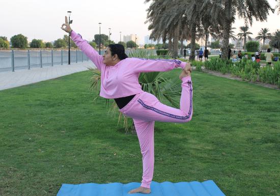 Private Yoga Class with Dr. Harmeet Kaur