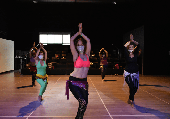 Belly Dancing with Shayma