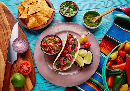 Taste of Mexico: Learn 6 Dishes