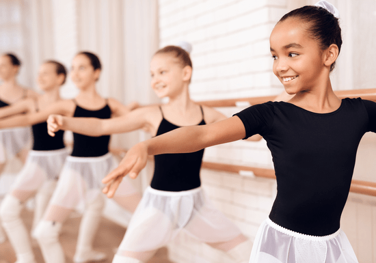 Ballet Dancing for Kids - Ages: 4-8