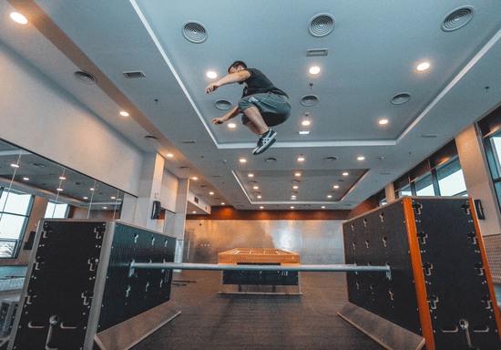 How to Parkour (Indoor)
