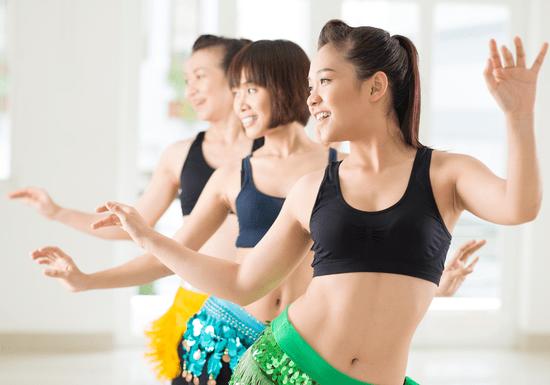 Learn an Oriental Dance - Belly Dancing