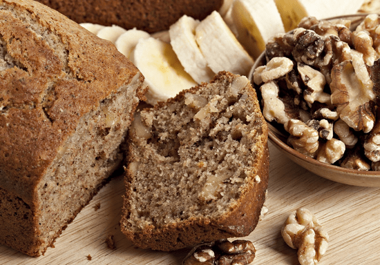Baking Sweet: Banana Bread, Torta Tres Leches & Madeleines
