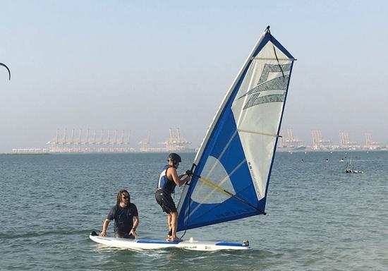 4-Hour Windsurfing Course (Beginner)