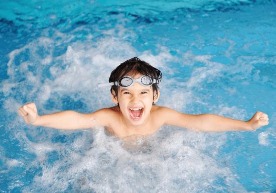 Private Swimming Classes with Mostafa (2+)