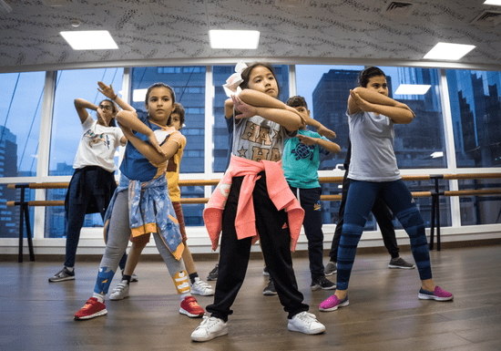 Street Dance for Lil' Ones - Ages: 4-7