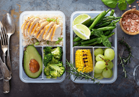 Nutrition 101: How to Make Weekly Healthy Meal Packs
