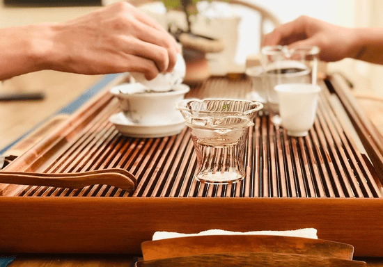 Chinese Tea Ceremony Experience