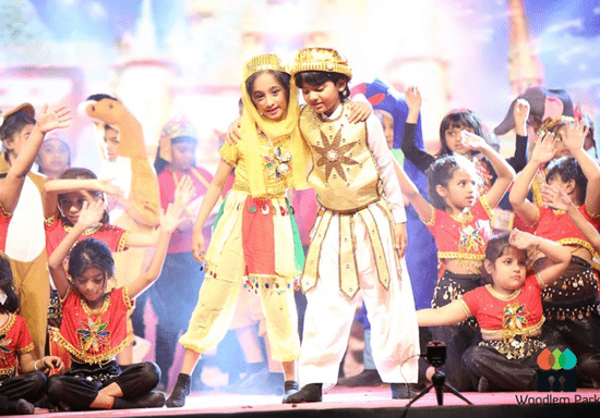 Bollywood & Western Dance Fusion for Kids - Ages: 4-6