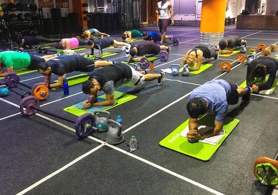 Indoor Fitness Boot Camp (Al Quoz)