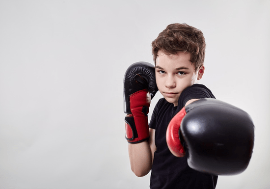 Kickboxing for Kids - Ages: 5-15