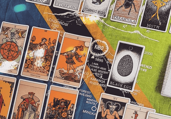 Online Class: Private Tarot Reading Course