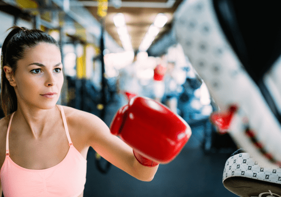 Kickboxing with a Personal Trainer (Boxpark)