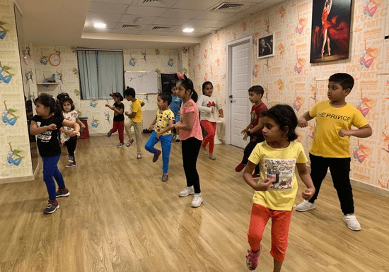 Bollywood Dance for Kids - Ages: 5-8