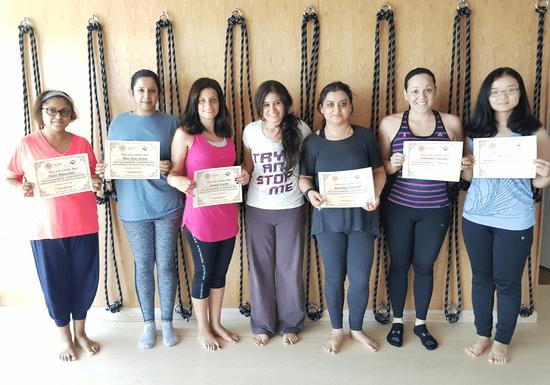 Prenatal & Postnatal Teacher Training Course (90 Hours)