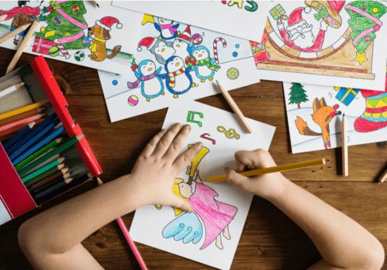 Art Workshop for Kids - Ages: 5+