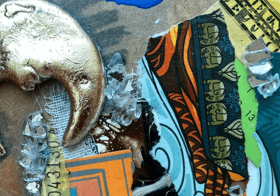 Online Class: Personalized Mixed Media Art